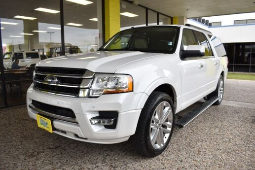 2015 Ford Expedition EL Limited 2WD Houston TX