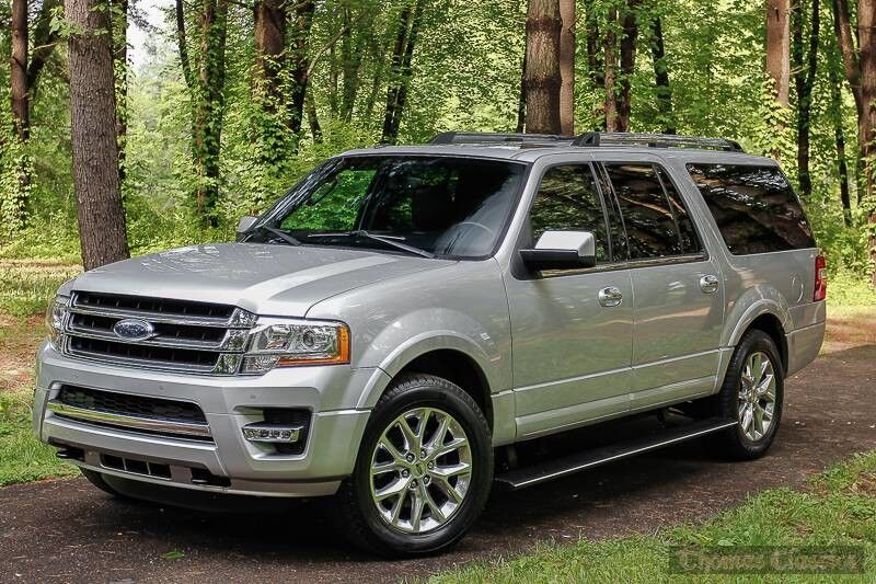 2015 Ford Expedition El Limited Akron Oh 18670092