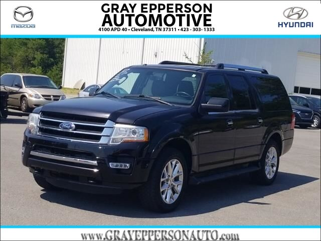 2015 Ford Expedition EL Limited Cleveland TN