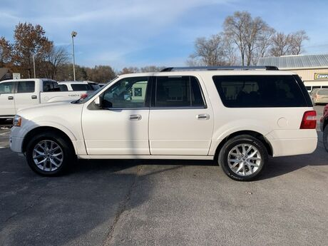 2015 Ford Expedition EL Limited Glenwood IA