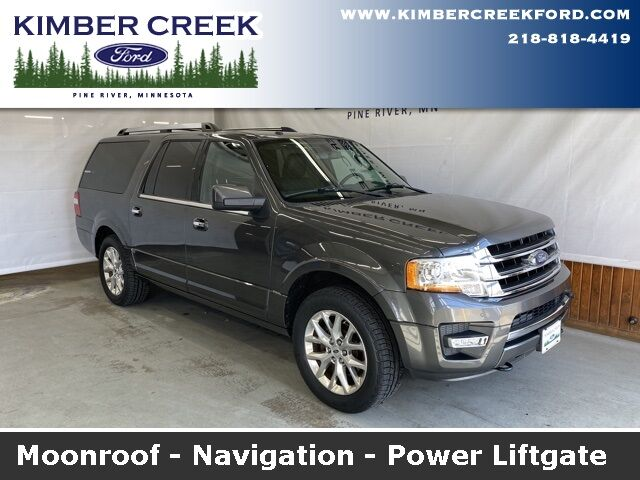 2015 Ford Expedition EL Limited Pine River MN