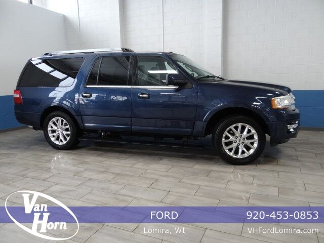 2015 Ford Expedition EL Limited Plymouth WI
