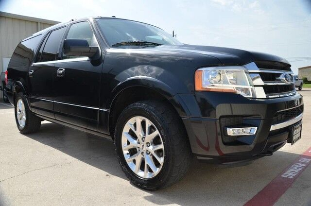 2015 Ford Expedition El Limited Wylie Tx 25181285