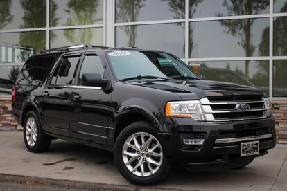2015_Ford_Expedition EL_Limited_ Seattle WA