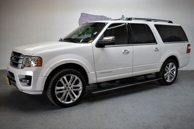 2015 Ford Expedition EL Platinum 2WD Houston TX