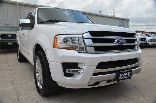 2015 Ford Expedition EL Platinum Wylie TX