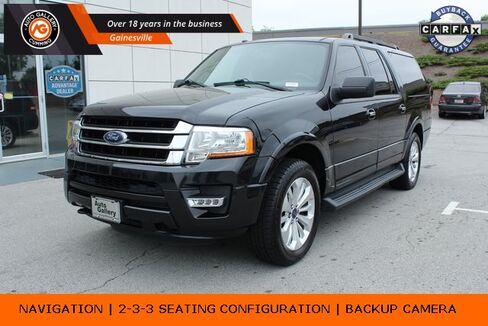 2015_Ford_Expedition EL_XLT_ Gainesville GA
