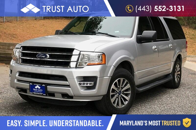 Ford Expedition El >> 2015 Ford Expedition El Xlt 4wd 8 Pass Suv