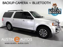 Ford Expedition EL XLT *BACKUP-CAMERA, 3RD ROW, STEERING WHEEL CONTROLS, RUNNING BOARDS, TOW PKG, ALLOYS, BLUETOOTH PHONE & AUDIO 2015