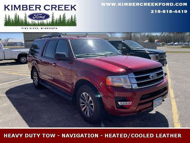 2015 Ford Expedition EL XLT Pine River MN