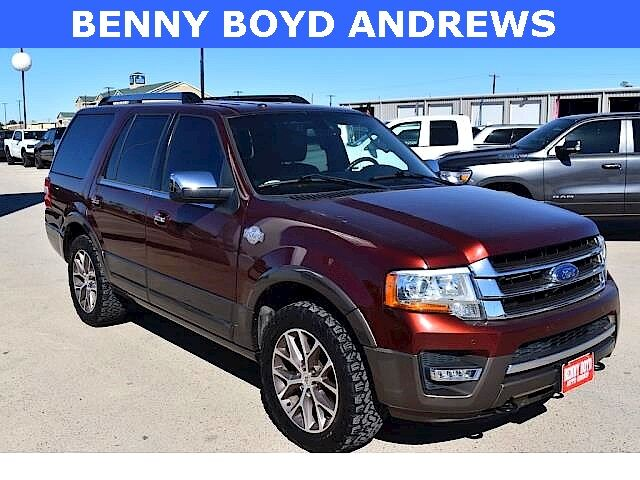 2015 Ford Expedition King Ranch Andrews TX