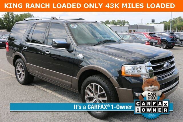 2015 Ford Expedition King Ranch Savannah GA