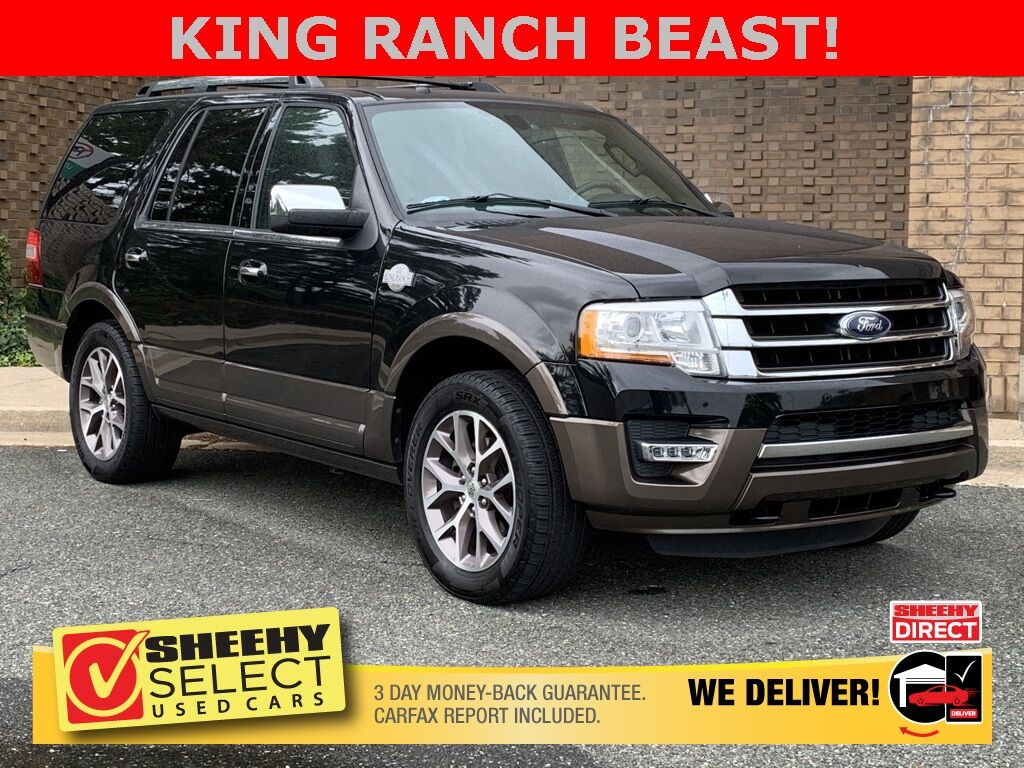 2015 Ford Expedition King Ranch Gaithersburg MD
