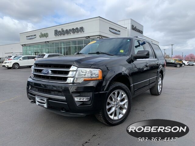 2015 Ford Expedition Limited Salem OR
