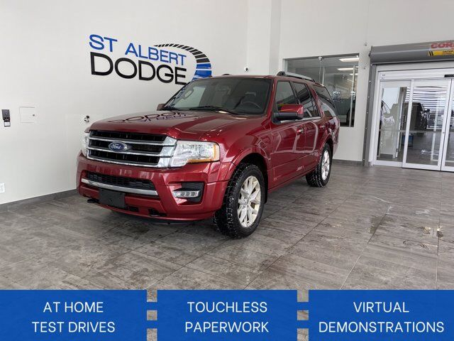 2015 Ford Expedition Limited St. Albert AB