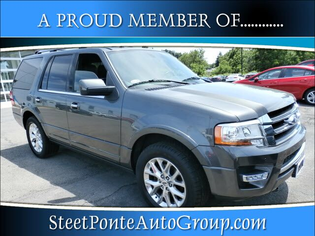 2015 Ford Expedition Limited Yorkville NY