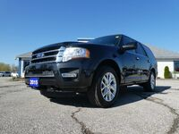 2015 Ford Expedition PLATINUM- 4WD- NAVIGATION- HEATED SEATS- LEATHER- LOADED