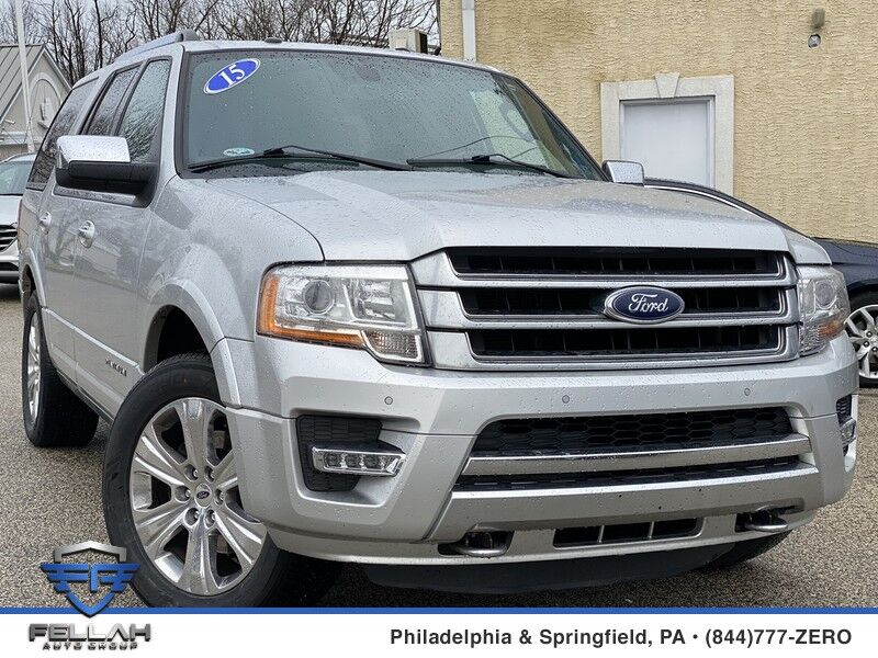 2015 Ford Expedition Platinum Springfield PA