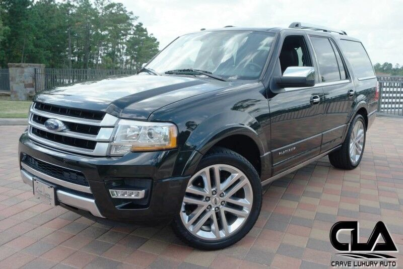 2015 Ford Expedition Platinum The Woodlands TX