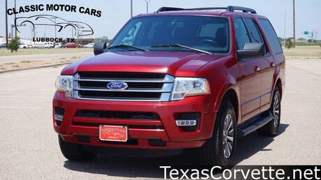 2015 Ford Expedition XLT Lubbock TX