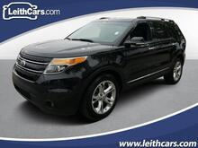 2015_Ford_Explorer_4WD 4dr Limited_ Cary NC