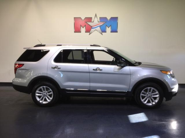 Vehicle Details 2015 Ford Explorer At Motor Mile Kia