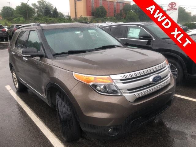 2015 Ford Explorer 4WD 4dr XLT Cranberry Twp PA