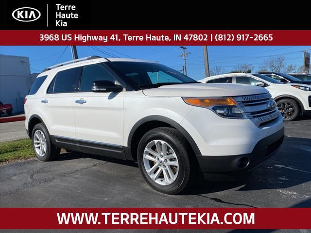 2015 Ford Explorer 4WD 4dr XLT Terre Haute IN