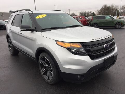 2015_Ford_Explorer_4WD SPORT_ Evansville IN
