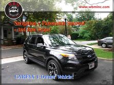Ford Explorer 4WD Sport 2015