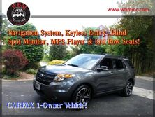Ford Explorer 4WD Sport 2015