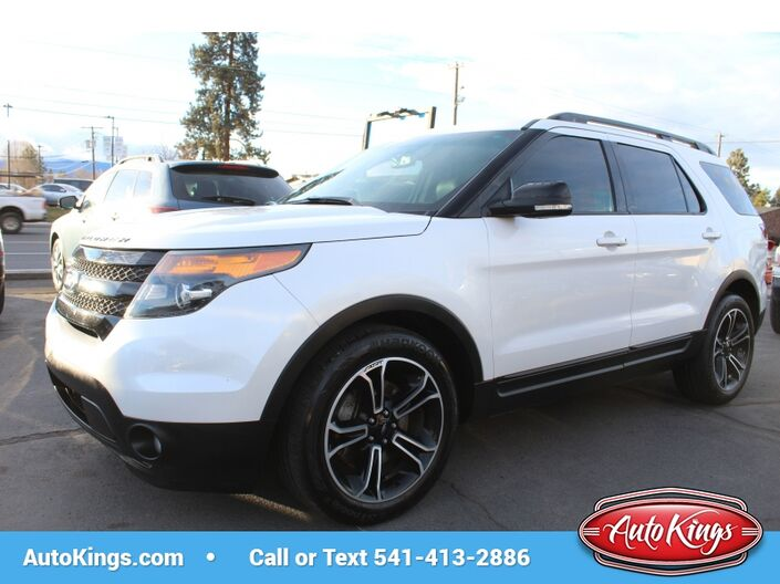 2015 Ford Explorer 4WD Sport Bend OR