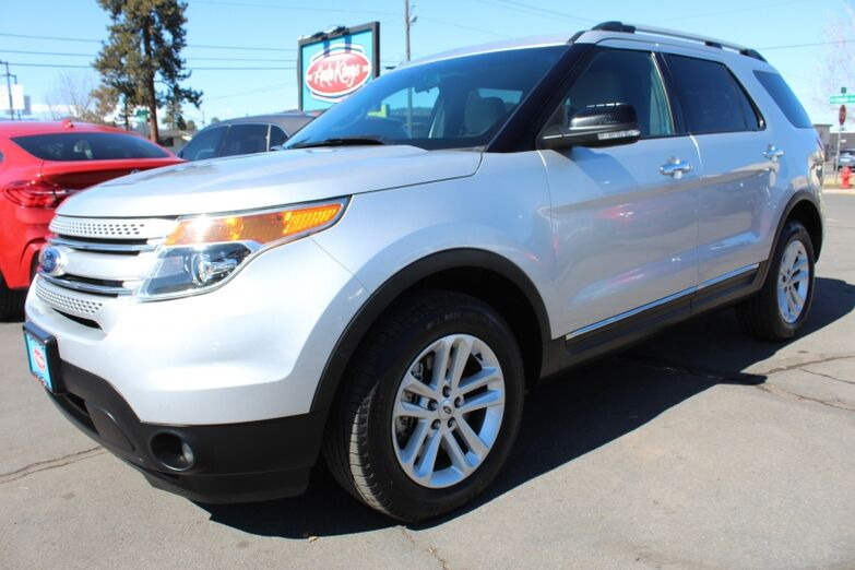 2015 Ford Explorer 4WD XLT Bend OR