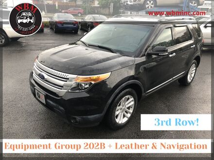2015_Ford_Explorer_4WD XLT w/ Equipment Group 202B_ Arlington VA