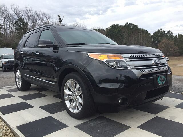 2015 Ford Explorer 4d SUV 4WD XLT Outer Banks NC