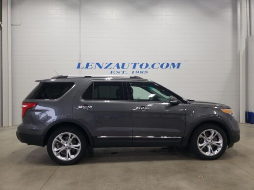 2015_Ford_Explorer_AWD Limited_ Fond du Lac WI