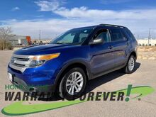 2015_Ford_Explorer_Base_ El Paso TX