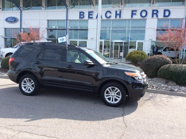 2015 Ford Explorer Base Suffolk VA