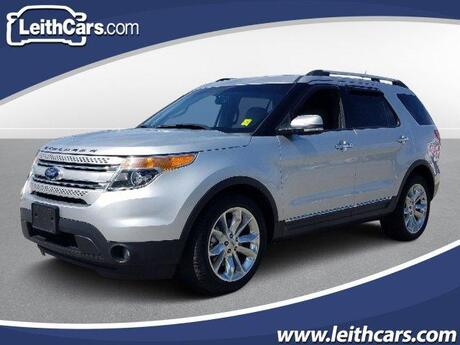 2015 Ford Explorer FWD 4dr Limited Cary NC