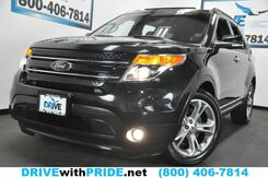 2015_Ford_Explorer_LIMITED 74K 1 OWN REMOTE START NAV REAR CAM HEATED STS 3RD ROW_ Houston TX