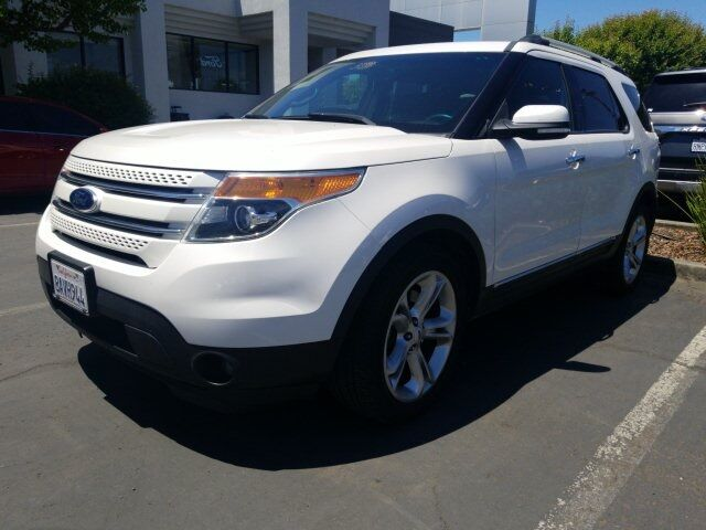 2015 Ford Explorer Limited Santa Rosa CA