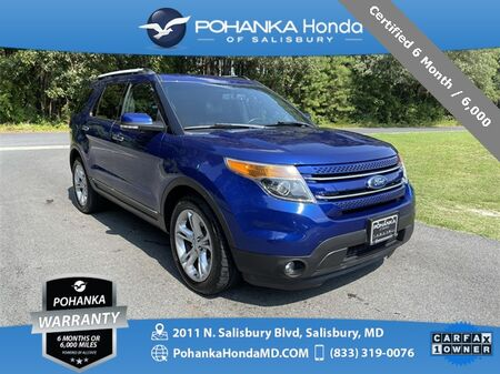 2015_Ford_Explorer_Limited ** Certified 6 Month / 6,000 **_ Salisbury MD