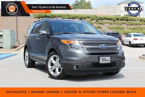 2015_Ford_Explorer_Limited_ Gainesville GA