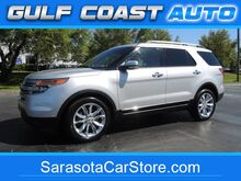 2015_Ford_Explorer_Limited! 3RD ROW! PANORAMIC SUNROOF! LEATHER! CARFAX CERTIFIED!_ Sarasota FL