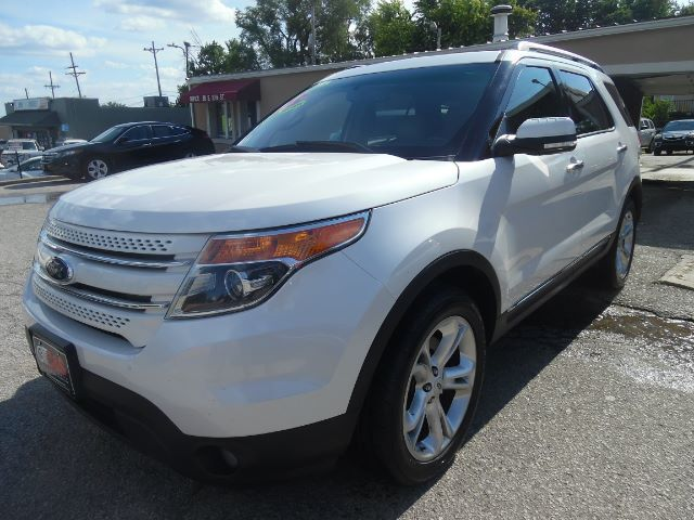 2015 Ford Explorer Limited 4WD St. Joseph KS