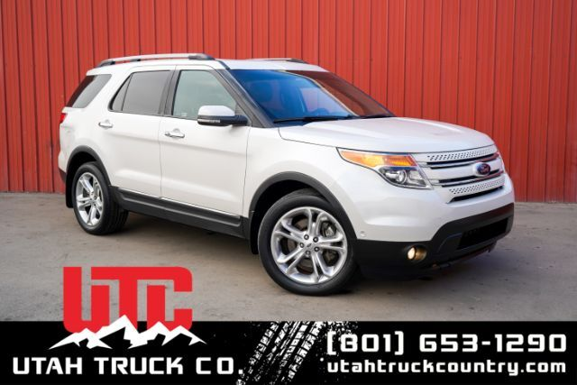 2015 Ford Explorer Limited 4WD Lehi UT