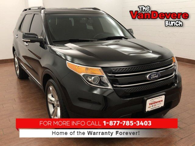 2015 Ford Explorer Limited Akron OH