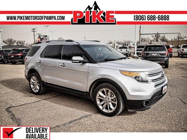 2015 Ford Explorer Limited Amarillo TX