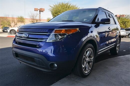 2015 Ford Explorer Limited Avondale AZ