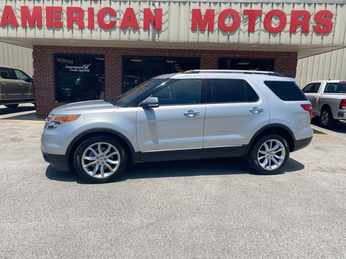 2015 Ford Explorer Limited Brownsville TN